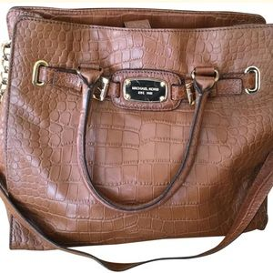 Michael Kors Hamilton Handbag
